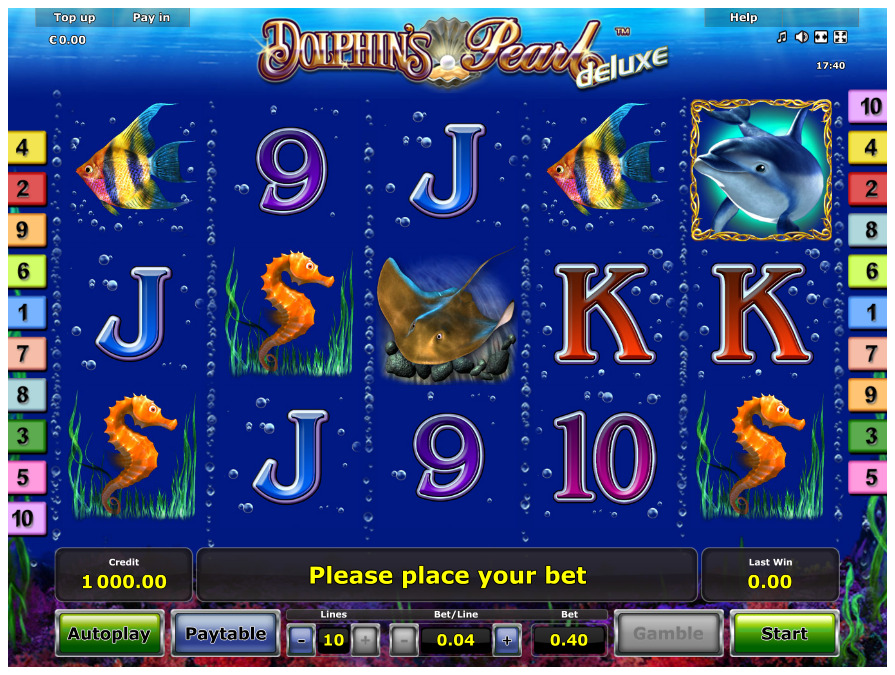 Dolphins Pearl Kostenlos Online Spielen