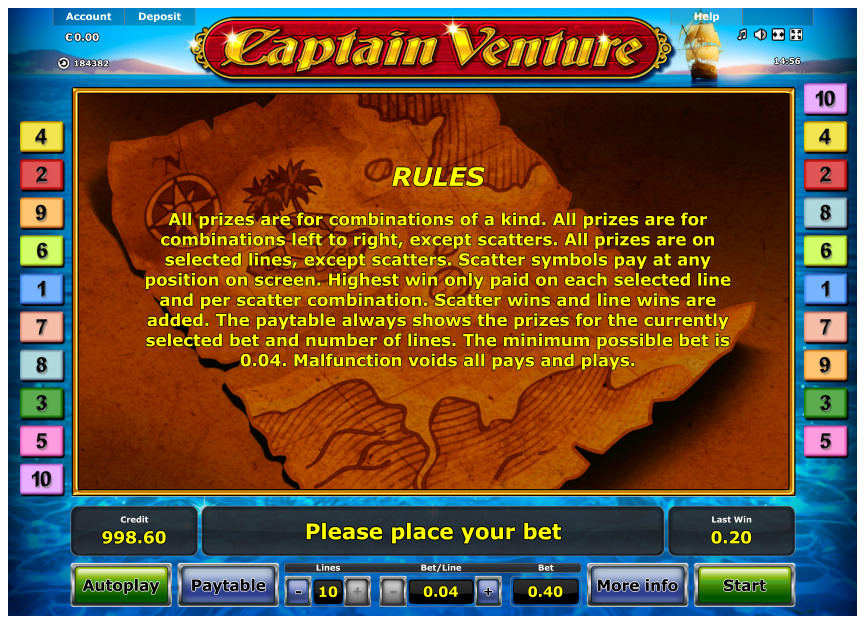 Image Captain Venture