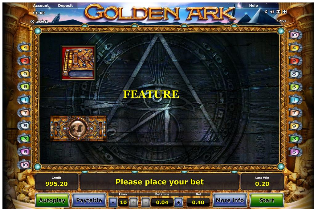 Image Golden Ark